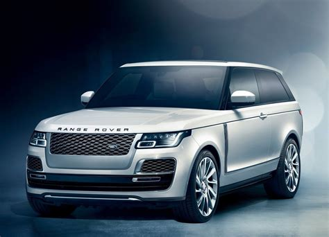 Range Rover Limited Editions by Range Rover Unveils Two Door Limited Edition Suv Cars Co Za