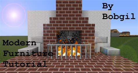 couches in minecraft modern furniture tutorial contest minecraft blog