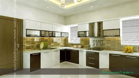 kerala style home kitchen design delighful modern kitchen kerala cabinet designs for design