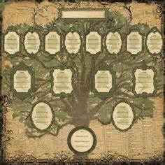 scrapbook family tree template the world s catalog of ideas