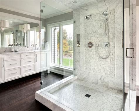 pin by design on paper on master bath pinterest dark wood floors white cabinets and dark wood on pinterest