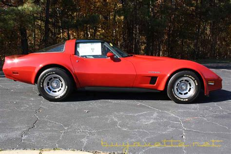 1982 corvettes for sale 1982 corvette for sale