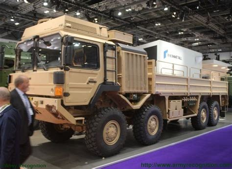 What Is The Difference Between Modern And Contemporary rheinmetall man military vehicles showcases hx and sx
