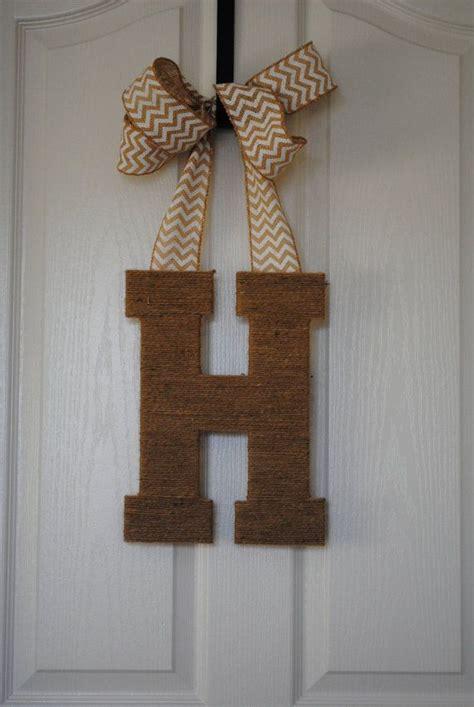 Letters For Front Door Front Door Letter