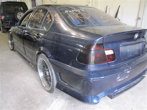 2001 bmw 330i parts parting out 2001 bmw 330i stock 110359 tom s foreign