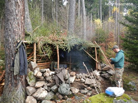 bush craft for privates bushcraft im bayrischen wald