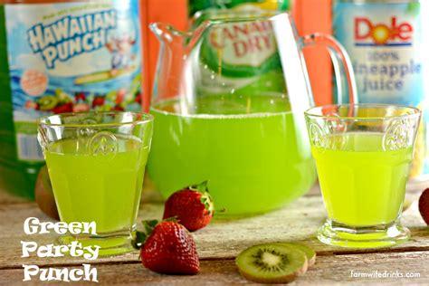 green recipe hawaiian punch recipes for kids