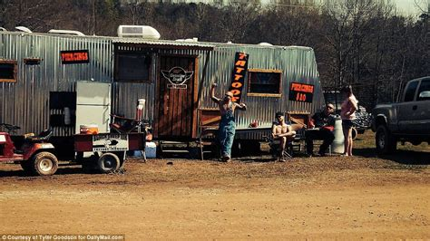 mobile tattoo shop the photos podcast s town and b mclemore
