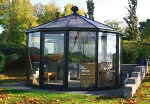 Outdoor Enclosed Gazebo Add Drama To Your Outdoor With Stained Glass Gazebo
