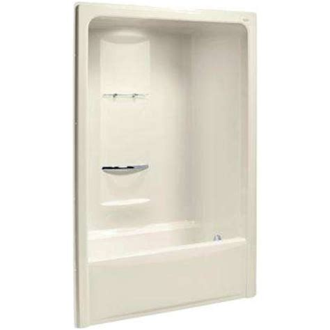 kohler bath shower combo kohler bathtub shower combos alcove tubs bathtubs whirlpools the home depot
