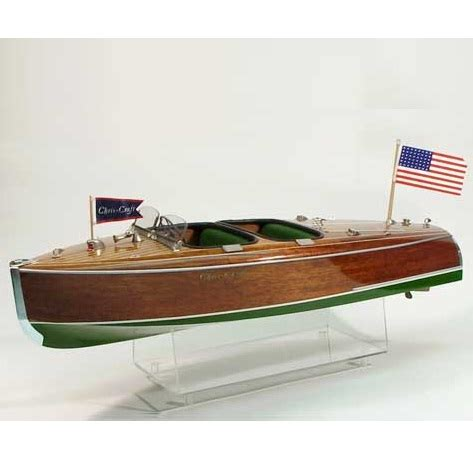 barrel back boat kits dumas deluxe 1940 19ft chris craft 174 barrel back r c model kit