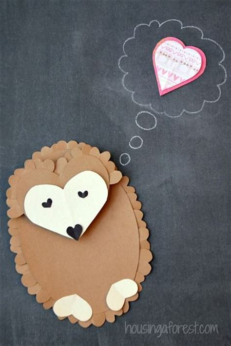 printable valentine animal crafts 6 heart shaped animals with free printable pdf s heart