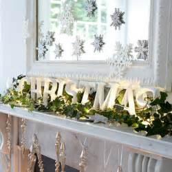 Christmas Decoration Ideas For The Home Decorazioni Di Natale Shabby Chic Viviconstile
