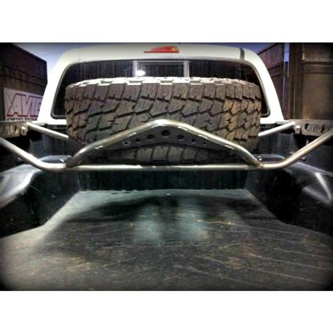 AVID Spare Tire Rack   Bed Options   Avid Products   Avid Armor