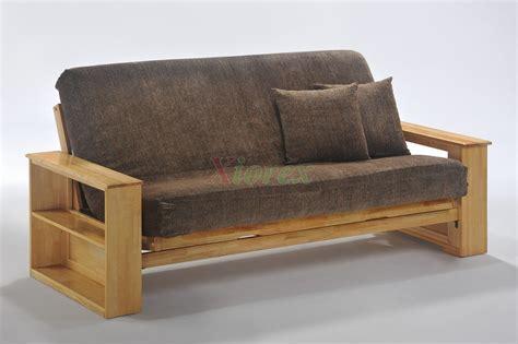 futons with arms princeton futon night and day princeton futon bookcase arm