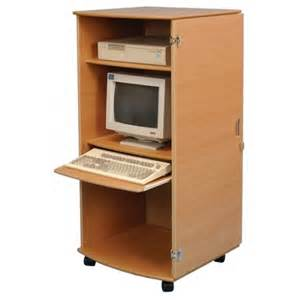 locking computer cabinet lockable computer cabinet free delivery costcutters uk