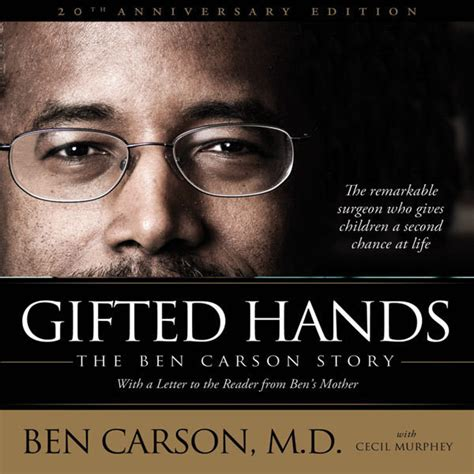 Themes In The Book Gifted Hands | gifted hands the ben carson story ben carson cecil murphey