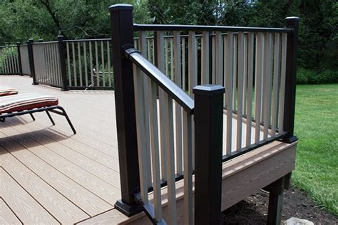 Aluminum Balusters For Deck Railings Aluminum Deck Railing Glass Deck Railing Wahoo Decks