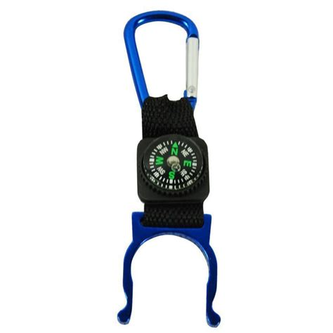 Multifunctional Retractable Carabiner With Key Chain Hitam multifunction outdoor tool carabiner belt clip key chain water bottle hook cl holder aluminum