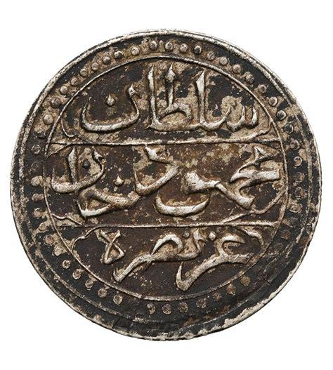 Empire Ottoman En Algerie by Ottoman Empire Algiers 1 4 Budju 6 Mazuna Ah 1239