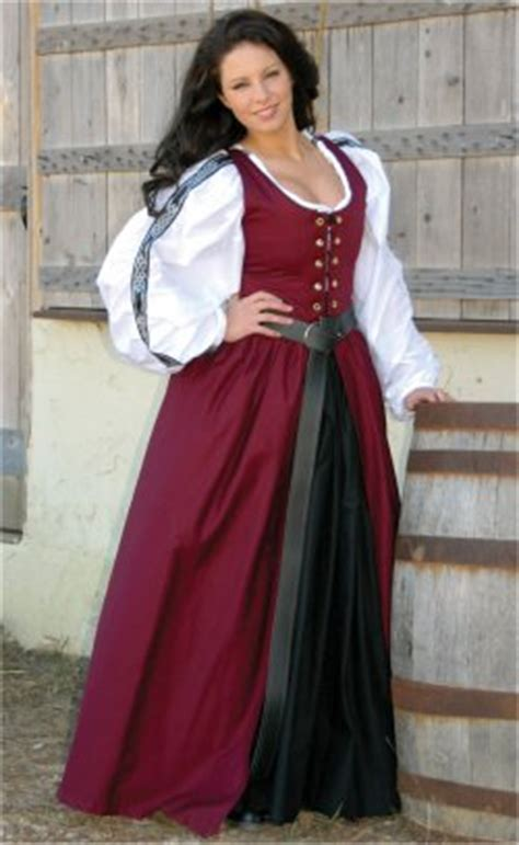Airish Dress dress renaissance costumes clothing
