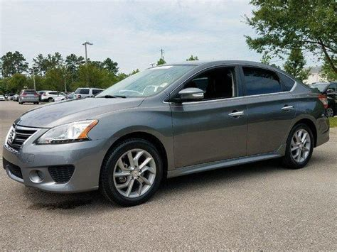gray nissan sentra 2015 2015 nissan sentra in florida for sale 1 053 used cars