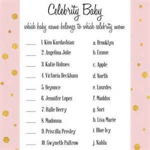 best pink and gold baby shower products on wanelo