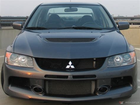evo mitsubishi 2007 the 2007 mitsubishi lancer evolution ix mr mr momentum