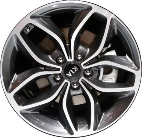 Kia Wheel Kia Forte Wheels Rims Wheel Stock Oem Replacement
