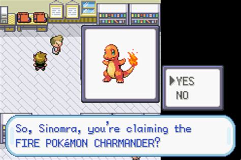 emuparadise fire red pokemon fire red u independent rom