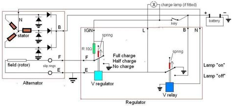 what is the litude vr of the voltage across the resistor toyota voltage regulator location toyota get free image about wiring diagram