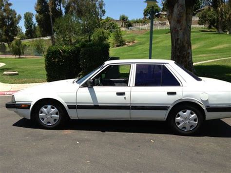 manual cars for sale 1987 mazda 626 on board diagnostic system sell used 1987 mazda 626 lx sedan 4 door 2 0l in santa ana california united states