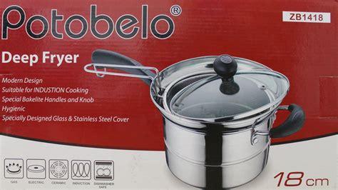Multi Pot Alat Penggorengan Serbaguna 22 Cm stainless steel dapur supplier page 3