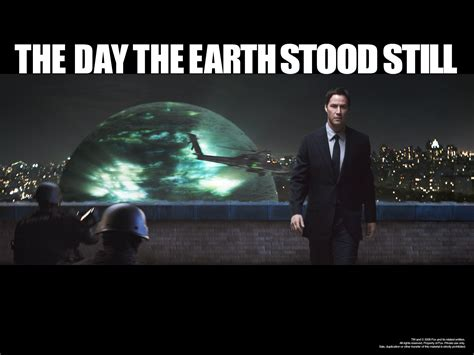 The Day The Earth Stool Still by Day The Earth Stood Still Wallpapers