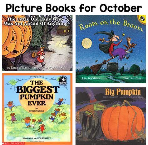 october a novel books preschool ponderings books