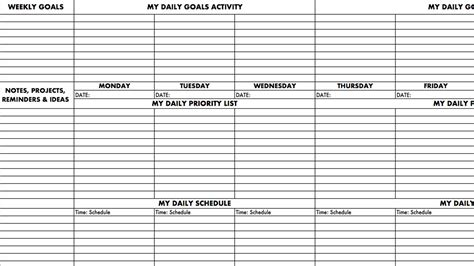 performance planner set goals and achieve them mike ruman