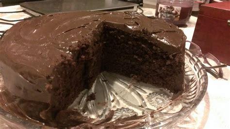 Handmade Chocolate Cake - a tale of 2 foodies chocolate cake