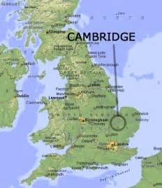 Cambridge England Map maps of cambridge