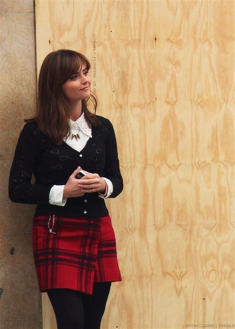jenna coleman doctor who clara oswald jenna coleman clara oswald and january 28 on pinterest