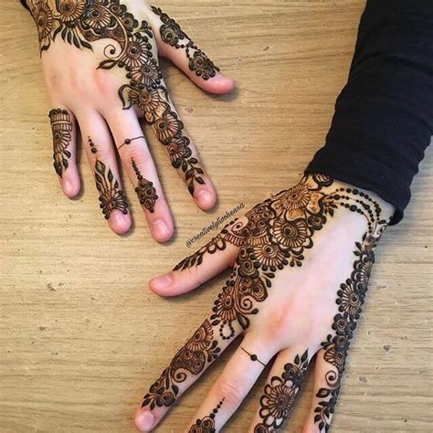 40 mehndi designs 2018 to enhance the beauty of your