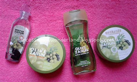 Scrub Zaitun Mustika Ratu dessy journal review mustika ratu zaitun care