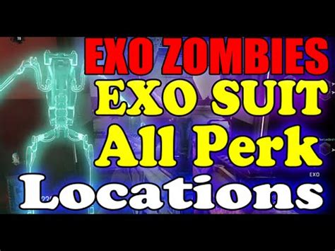 exo zombies perks advanced warfare exo zombies quot perk system explained quot all
