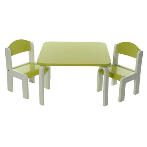 chaise table enfant chaise et table enfant