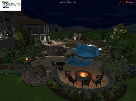 Swimming Pools Archive Landscaping Company Nj Pa Custom Swimming Pool Designs