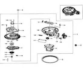assy diagram parts list for model dw80f600utsaa0000 samsung parts dishwasher parts