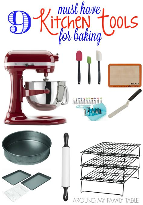 best kitchen tools the best kitchen tools for baking around my family table