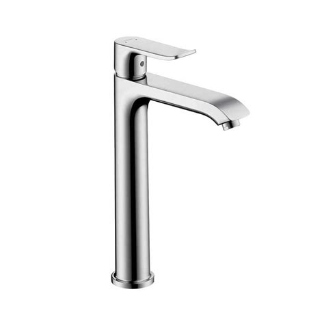 Hansgrohe Bathroom Faucet Hansgrohe Metris One Handle Vessel Sink Bathroom Faucet Chrome 31183001 J Keats