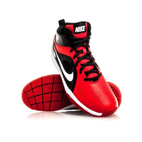 boys basketball shoe nike team hustle d 6 gs boys basketball shoes