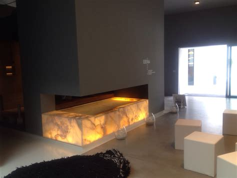 Onyx Fireplace by Intercontinental Ltd Residential Projects We