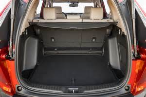 Honda Crv Cargo Tray Drive 2017 Honda Cr V Photo Image Gallery